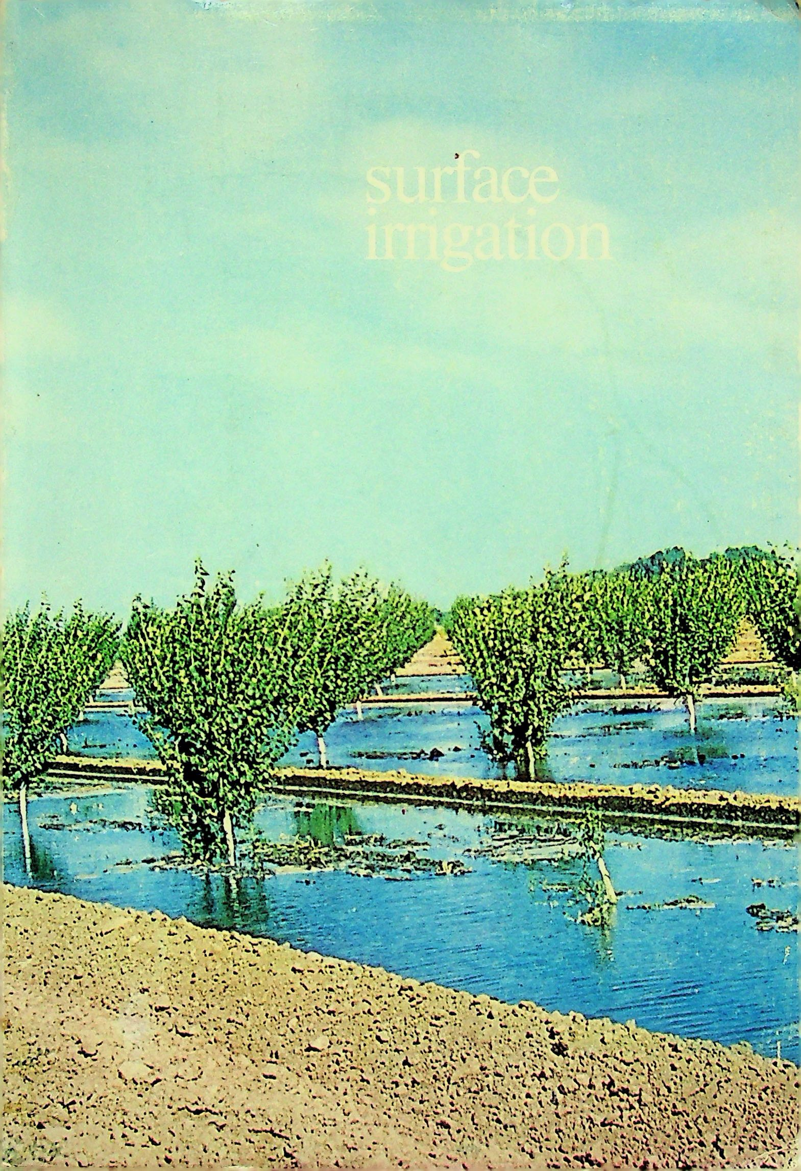 Image for Surface Irrigation